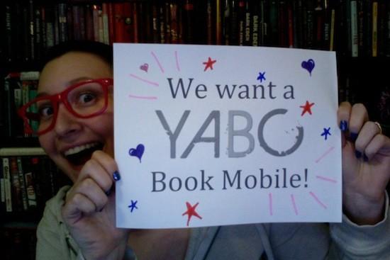 Giveaway: YABC Needs Your Help!