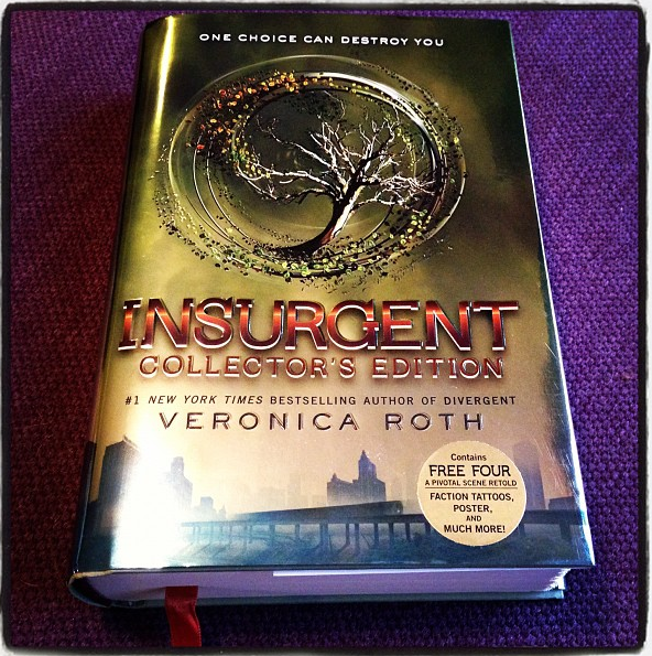 Giveaway: Insurgent Collector's Edition (US Only)