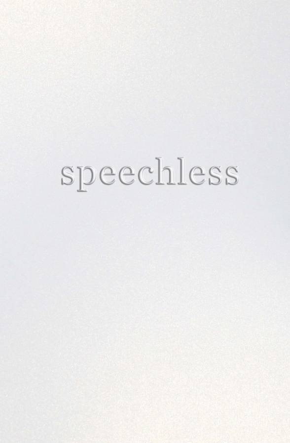 Speechless Giveaway (US/Canada Only)