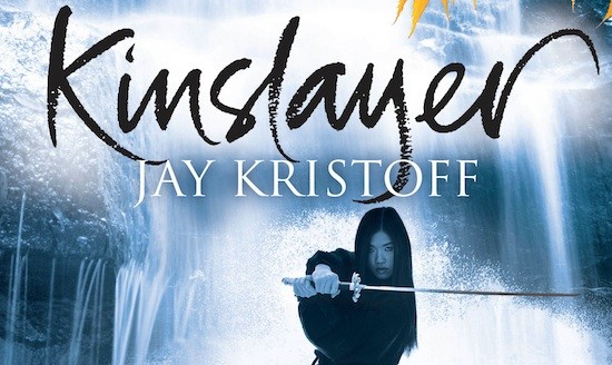 Cover Reveal: KINSLAYER by Jay Kristoff + Giveaway!