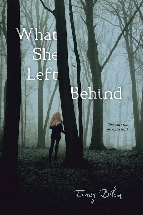 What She Left Behind Giveaway (US only)