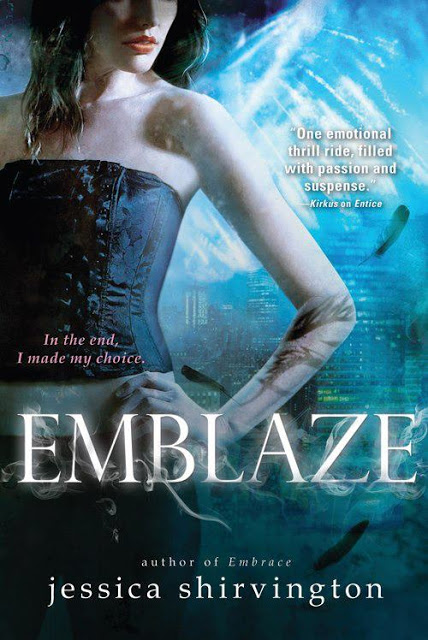 Emblaze - Jessica Shirvington