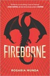 Fireborne (The Aurelian Cycle, #1)