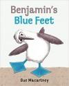 Benjamin's Blue Feet