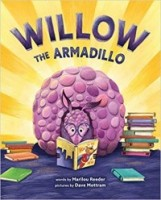 Willow the Armadillo