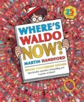 Where's Waldo Now? The 25th Anniversary Edition