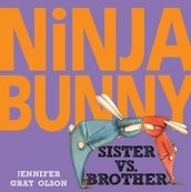 Ninja Bunny: Sister vs. Brother