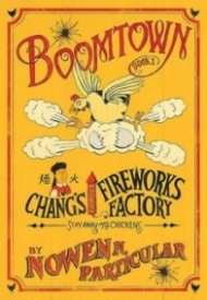 Chang's Famous Fireworks Factory (Boomtown #1)