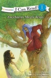 Zacchaeus Meets Jesus (I can Read level 1)