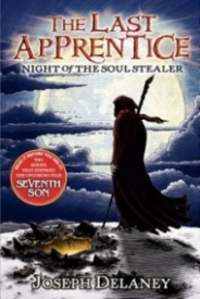 Night of the Soul Stealer (The Last Apprentice #3)