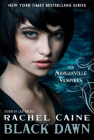 Black Dawn (The Morganville Vampires #12)