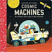Astro Kittens: Cosmic Machines (Astro Kittens)