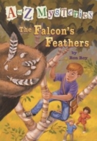 The Falcon's Feathers (A to Z Mysteries #6)