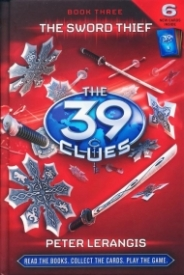 The Sword Thief (The 39 Clues #3)