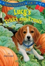 Lucy's Tricks and Treats (Absolutely Lucy #5)