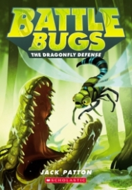 The Dragonfly Defense (Battle Bugs #7)