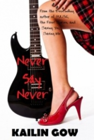Never Say Never (Never Knights #1)