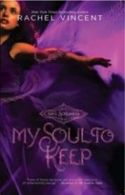 My Soul To Keep (Soul Screamers #3)