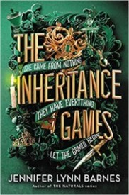 The Inheritance Games (The Inheritance Games, #1)