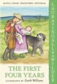 The First Four Years (Little House #9)