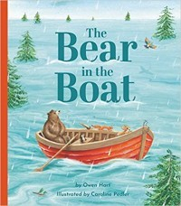 The Bear in the Boat