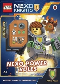 LEGO: Nexo Power Rules (LEGO Nexo Knights)