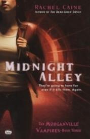 Midnight Alley (The Morganville Vampires #3)