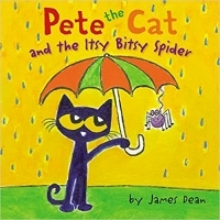 Pete the Cat and the Itsy Bitsy Spirder