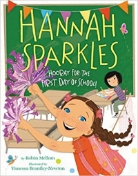 Hannah Sparkles: Hooray For the First Day of School