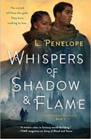 Whispers of Shadow & Flame (Earthsinger, #2)