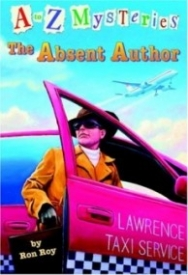 The Absent Author (A to Z Mysteries #1)