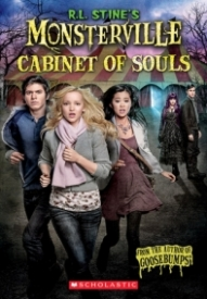 The Cabinet of Souls (R.L. Stine's Monsterville #1)