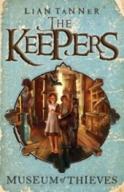 Museum of Thieves (The Keepers #1)