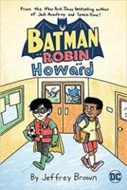 Batman and Robin and Howard (Batman and Robin...and Howard #1)