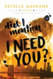 Did I Mention I Need You? (The DIMILY Trilogy #2)