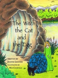 The Witch, the Cat and the Egg