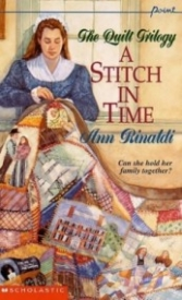 A Stitch in Time (Quilt Trilogy #1)