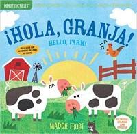 Hola, Granja! / Hello, Farm! (Indestructibles)