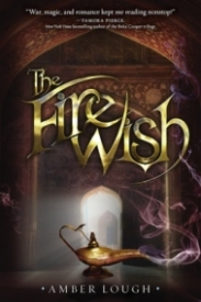 Fire Wish (Jinni Wars #1)