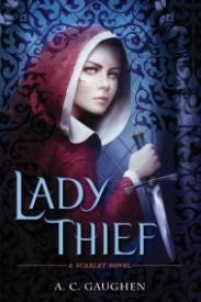 Lady Thief (Scarlet #2)