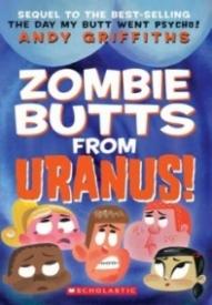 Zombie Butts from Uranus (Butt Trilogy #2)