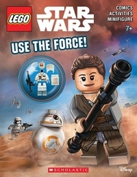 Use The Force! (LEGO Star Wars: Activity Book)