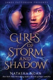 Girls of Storm and Shadow (Girls of Paper and Fire #2)