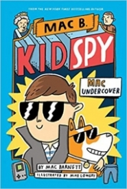The Mac Undercover (Mac B., Kid Spy #1)