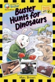 Buster Hunts for Dinosaurs (Postcards from Buster)
