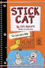Stick Cat: Two Cats and a Baby (#4)
