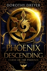 Phoenix Descending (Curse of the Phoenix #1)