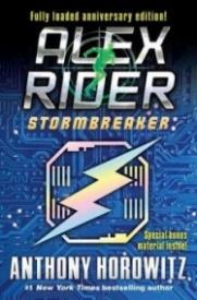 Stormbreaker (Alex Rider #1)