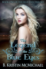 Cover: The Legend of the Blue Eyes