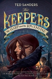 The Harp and the Ravenvine (The Keepers#2)